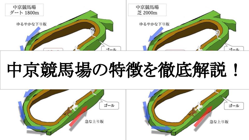 中京競馬場の特徴を徹底解説!
