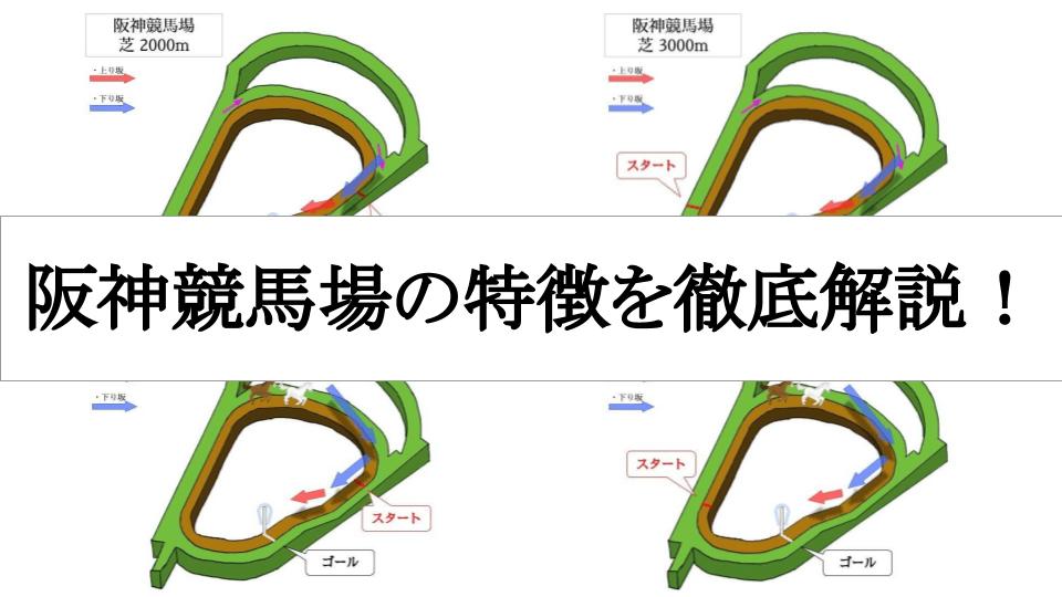 阪神競馬場の特徴を徹底解説!