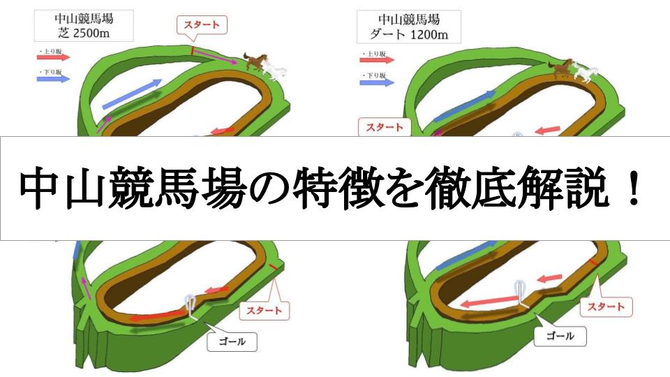 中山競馬場の特徴を徹底解説!